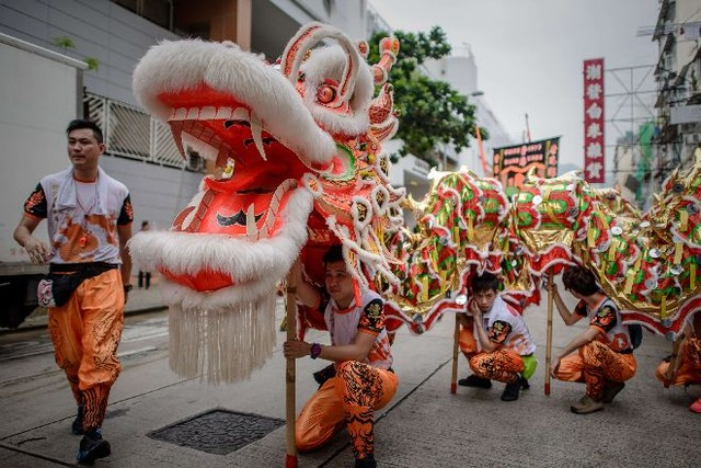 Фестивали в китае
